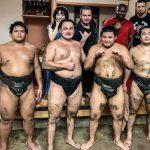 """<b>Kazuki, jedyny zawodnik polskiego pochodzenia w japońskiej lidze sumo: """"Żartujemy, że sake jest z ryżu i dzięki temu stajemy się jeszcze lepsi!""""</b>"""